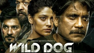 Wild Dog: Nagarjuna's Action Thriller To Release in Theatres on April 2, 2021!