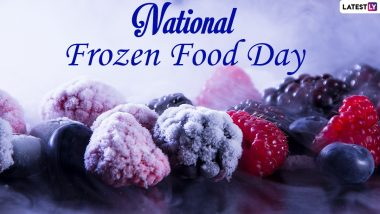 National Frozen Food Day 2021: Here Are 11 Cool Facts About Frozen Foods
