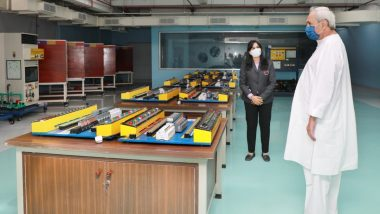 Odisha CM Naveen Patnaik Inaugurates World Skill Center in Bhubaneswar