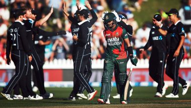 NZ vs BAN Dream11 Team Prediction: Tips to Pick Best Fantasy Playing XI for New Zealand vs Bangladesh 1st T20I 2021
