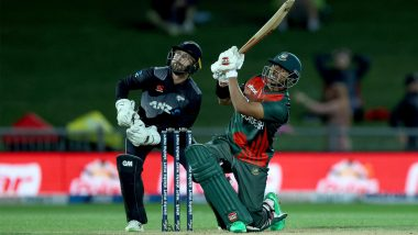 New Zealand vs Bangladesh 2nd T20I Halted Due to Confusion Over Revised DLS Target, Jimmy Neesham Reacts