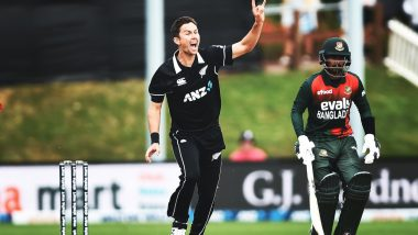 NZ vs BAN Dream11 Team Prediction: Tips to Pick Best Fantasy Playing XI for New Zealand vs Bangladesh 2nd ODI 2021