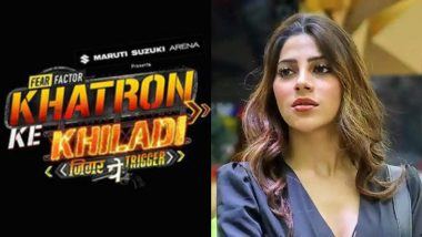 Nikki Tamboli Drops a 'Roaring' Hint About Being a Part of Khatron Ke Khiladi 11 (Watch Video)