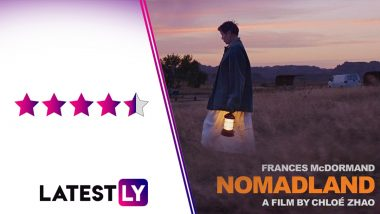 Nomadland Movie Review: Frances McDormand's Oscar-Nominated Drama Is Definitely a Trip Worth Sitting Through! (LatestLY Exclusive)