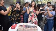 Nora Fatehi Becomes The First Ever African-Arab Female Artist To Hit 1 Billion YouTube Views for 'Dilbar'