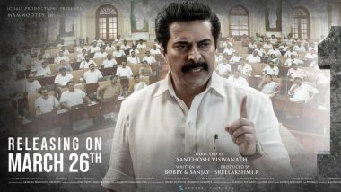 One: Mammootty's Political Thriller To Release in Theatres on March 26!