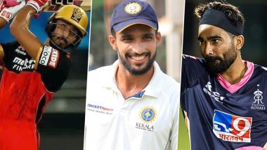 IPL 2021: Devdutt Padikkal, Mohammed Azharuddeen and Other Uncapped Stars To Watch Out For in Indian Premier League Season 14