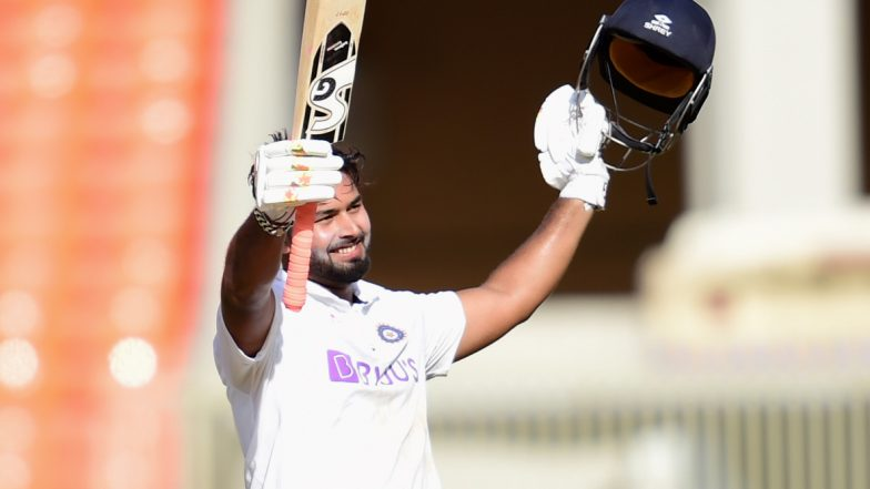 India vs England 4th Test 2021 Day 2: Rishabh Pant Century Helps Hosts Take Lead