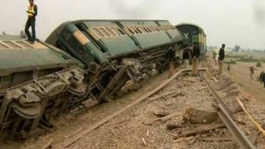Pakistan: Passenger Train Derails Between Rohri and Sangi Stations, 1 Dead, 40 Injured