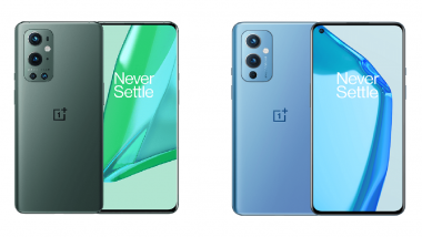 OnePlus 9 & OnePlus 9 Pro Launched in India, Prices Start From Rs 49,999