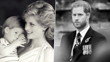 Prince Harry Reveals How Mother Diana's Death Left a 'Huge Hole' Inside of Him
