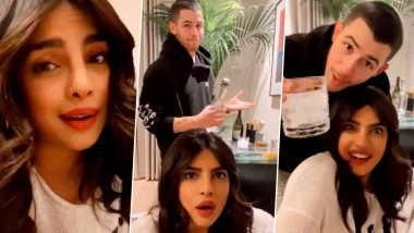 Priyanka Chopra and Nick Jonas Reveal They Are All Set To Announce Oscars 2021 Nominations On March 15 (Watch Video)