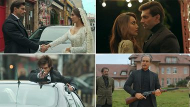 Qubool Hai 2.0 Trailer Review: Karan Singh Grover and Surbhi Jyoti's Chemistry Gets Better and Hotter (Watch Video)
