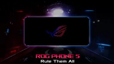 Asus ROG Phone 5 Launching Tomorrow in India; Check Expected Prices, Features & Specifications