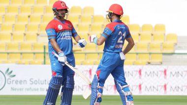 Rahmanullah Gurbaz, Asghar Afghan Shine as Afghanistan Beat Zimbabwe by 48 Runs in 1st T20I