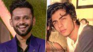 Rahul Vaidya Cannot Stop Praising Shah Rukh Khan's Son Aryan Khan in This Viral Video, Says 'He Had No Arrogance'