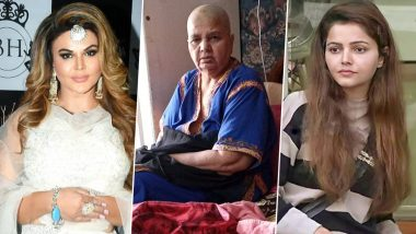 Rakhi Sawant Takes a Sly Dig at Rubina Dilaik for Not Visiting Her Ailing Mom (Read Details)