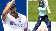 Ravichandran Ashwin Named ICC Men's Player of the Month for February, England's Tammy Beaumont Wins Women's Award