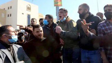 Jordan Declares Medical Emergency; Health Minister Nathir Obeidat Resigns After 8 COVID-19 Patients Die Due to Shortage of Oxygen (Video)