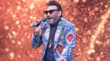 Indian Idol 12: Aditya Narayan Performs 'Rangeela Re' for Jackie Shroff in Singing Reality Show