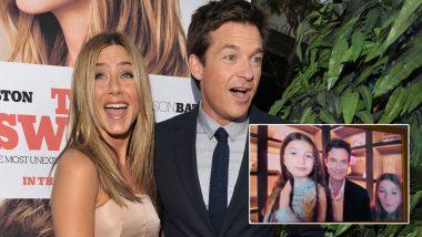 Jennifer Aniston Reveals Jason Bateman Filmed His Golden Globes Appearance at Her House