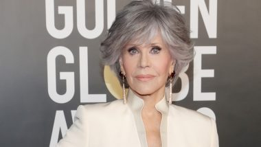 Golden Globes 2021: Jane Fonda Honoured with the Prestigious Cecil B DeMille Award for Her Contribution to the World of Entertainment