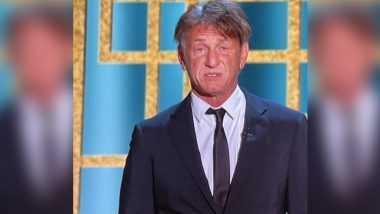 Sean Penn's Hair at Golden Globes 2021 is a Trending Topic on the Internet (Read Tweets)