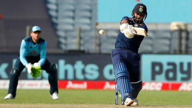 India vs England 3rd ODI 2021 Preview: Likely Playing XIs, Key Battles, Head to Head and Other Things You Need To Know About IND vs ENG Cricket Match in Pune