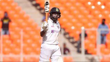 India vs England 4th Test 2021 Stat Highlights Day 2: Rishabh Pant Hundred, Washington Sundar's Half-Century Gives Hosts the Lead