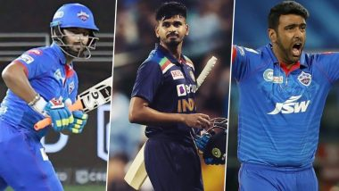 IPL 2021: 3 Players Who Can Lead Delhi Capitals If Shreyas Iyer Misses Entire Indian Premier League 14