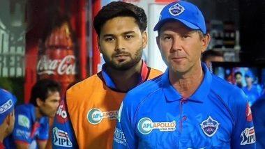Delhi Capitals Coach Ricky Ponting Shares Excitement About IPL 2021, Rishabh Pant, Axar Patel Respond