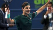 Roger Federer vs Felix Auger Aliassime, Halle Open 2021 Live Streaming: How to Watch Free Live Telecast of Men's Singles Tennis Match in India?