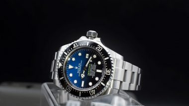 Dive With Style: Rubber B for Rolex Sea-Dweller DEEPSEA