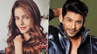 Bigg Boss Winners Rubina Dilaik and Sidharth Shukla To Collaborate for a Music Video? Here's the Scoop