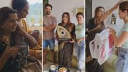Rubina Dilaik and Abhinav Shukla Receive Blessings From Guru Ma of Kinnar Samaj (Watch Video)