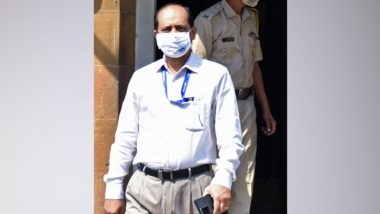 Antilia Bomb Scare Case: NIA Produces Sachin Waze's Aid Riyaz Qazi Before Court