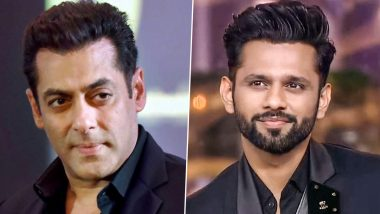 Bigg Boss 14's Rahul Vaidya To Reportedly Sing for Salman Khan in Radhe: Your Most Wanted Bhai