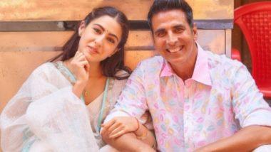 Atrangi Re: Sara Ali Khan Reveals She Used To Stalk Akshay Kumar While Shooting for Their Film!