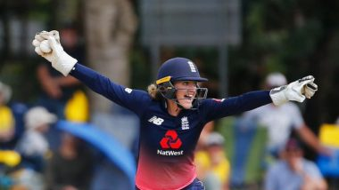 Sarah Taylor Joins Sussex As Men's Team Wicketkeeper Coach, Will Work on Part Time Basis