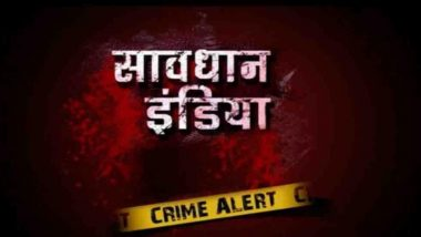 Savdhaan India Shooting Stopped by FWICE After a Crew Member Dies in Bike Accident