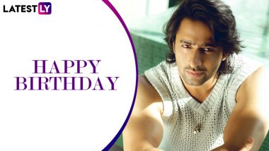 Shaheer Sheikh Birthday Special: Here's Looking at Some Lesser-Known Facts About the 'Navya' Actor!