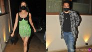 Shraddha Kapoor Attends Rumoured Boyfriend Rohan Shrestha's Birthday Bash, Turn Heads in a Shimmery Mini Dress!