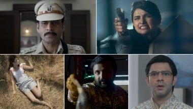 Silence Trailer: Manoj Bajpayee, Prachi Desai Are All Set To Solve a Complicated Murder-Mystery (Watch Video)