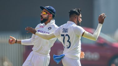 Mohammed Siraj Accuses Ben Stokes of Abusing Him During IND vs ENG 4th Test 2021, Day 1; Opens Up About Virat Kohli's Confrontation With English All-Rounder (Watch Video)