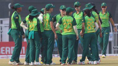 Nadine De Klerk, Anne Bosch Shine as South Africa Women Beat India Women by Five Wickets in 5th ODI, Win Series 4–1