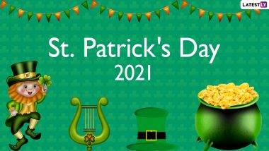St. Patrick's Day 2021 Decoration Ideas: From Shamrock Party Banners to Themed T-Shirts, Ways to Get Celebratory Vibes on the Feast of Saint Patrick
