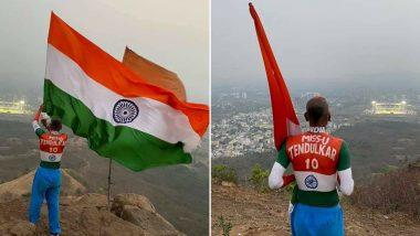 Sudhir Kumar, Sachin Tendulkar Fan, Watches IND vs ENG ODI From the Hills in Gahunje