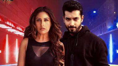 Bepanah Pyaar Poster Out! Surbhi Chandna and Sharad Malhotra Look Hot in Black (View Post)