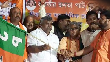 West Bengal Assembly Elections 2021: Jitendra Tiwary, TMC Leader And Former Asansol Mayor, Joins BJP
