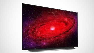 LG OLED 48CX TV Launched in India at Rs 1,99,990